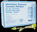 Identoflex Diamond Ceramic Polishers