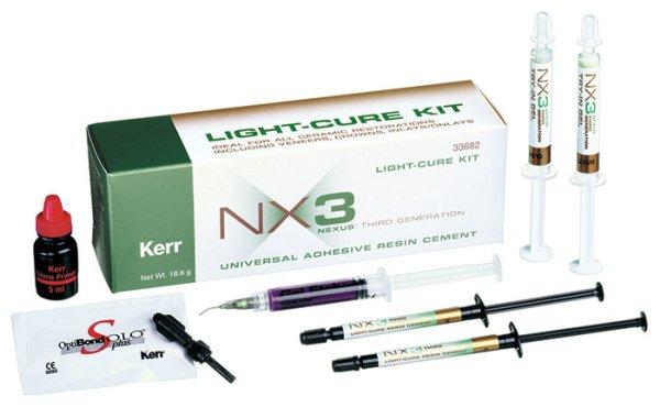 33682 NX3 Light Cure Kit