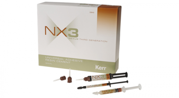 NX3 Universal Adhesive Resin Cement
