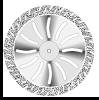 NTI Serrated Diamond Disc