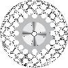 Kerr Perforated RA Diamond Disc